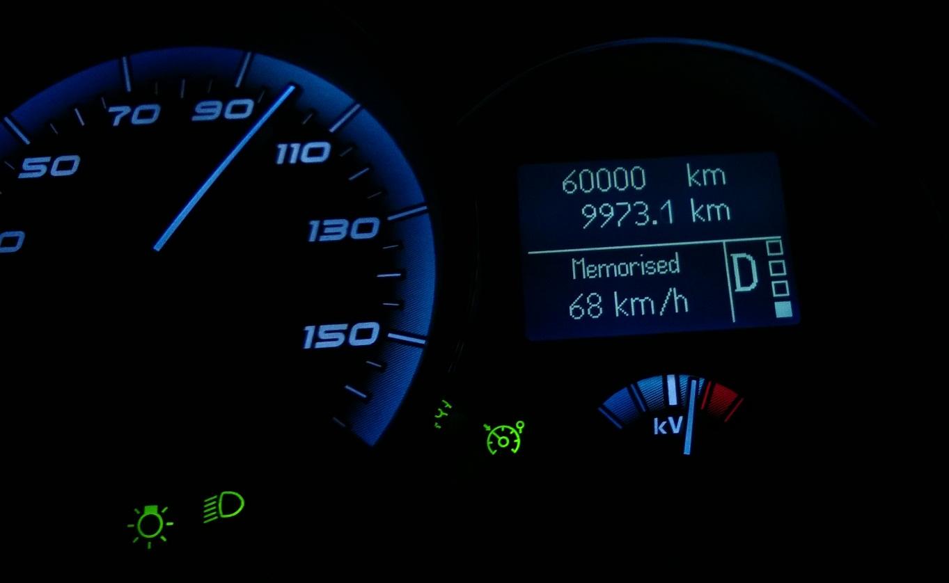 60.000 km på 1½ år